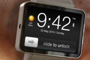 Apple iWatch e Google Smart Watch