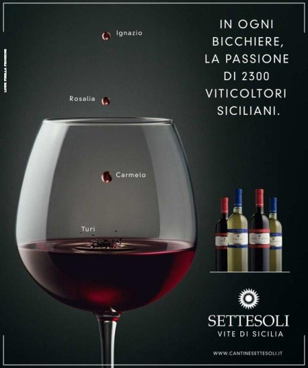 <strong>Cantine Settesoli</strong> a Vinitaly 7-10 Aprile 2013