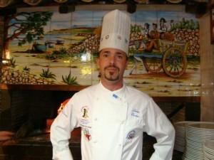 Lo chef Liborio Bivona