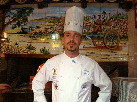 La ricetta dello Chef <strong>Liborio Bivona</strong>