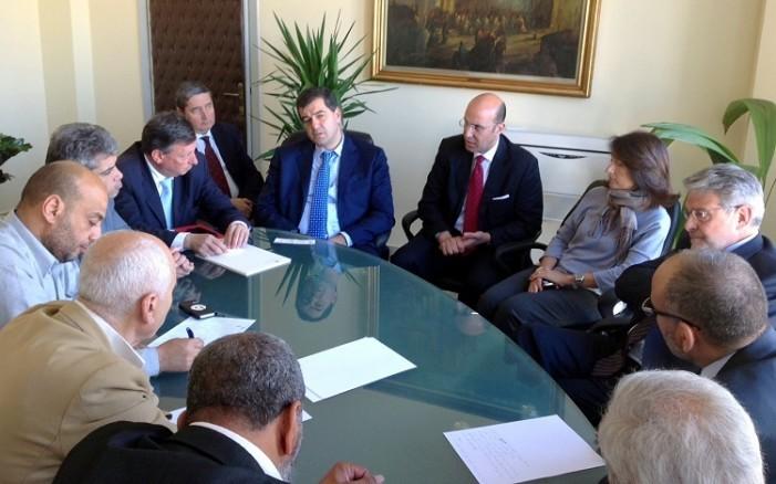 Più vicina la cooperazione fra la <strong>marineria siciliana e libica</strong>