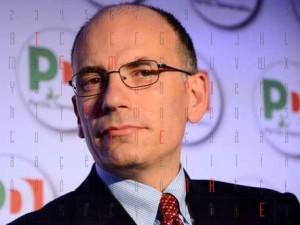 Enrico Letta Pd Presidente del Consiglio