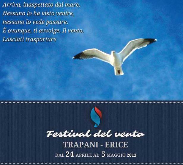 <strong>Trapani – Erice</strong>. Festival del vento, 10 giorni di eventi