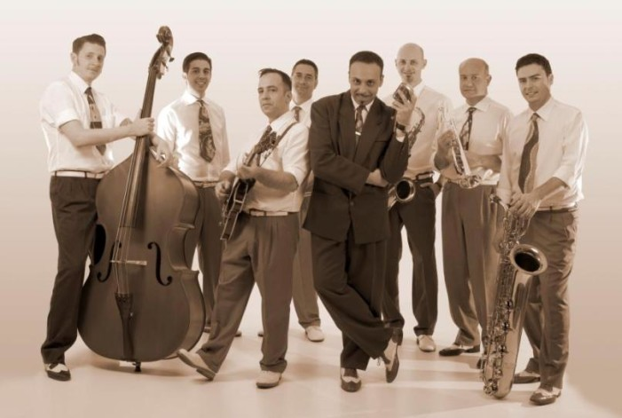 <strong>Jumpin'Up</strong>. Non tramonta mai l'affascinante swing