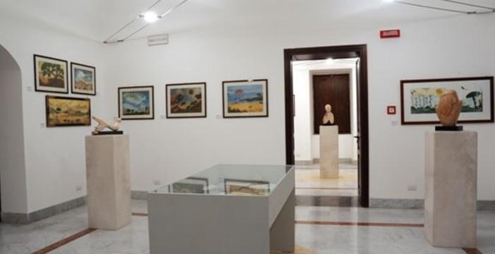 """<strong>Menfi</strong>, oltre 800 conchiglie marine e terrestri in mostra per """"Stupor Maris"""""""
