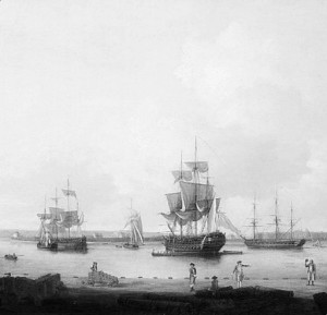 Mercantili inglesi del 700