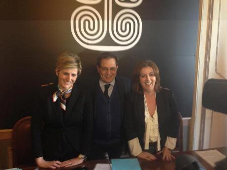 <strong>Michela Stancheris e Mariarita Sgarlata</strong> sono i due assessori