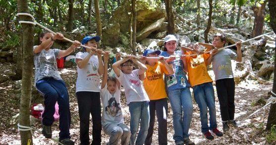 <strong>Palermo</strong>. Scuola Foresta, gioco e apprendimento pratico immersi nella natura