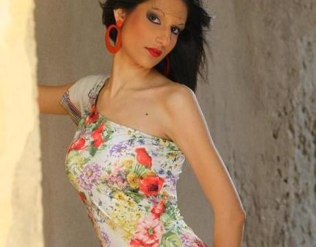 <strong>Valentina Carrubba</strong>: Una miss con l'hobby della prosa