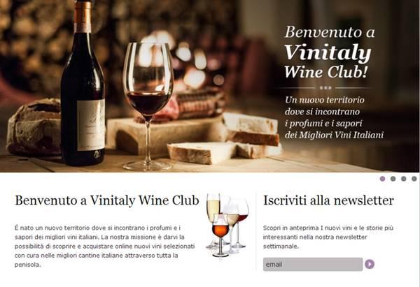 Le <strong>aziende del vino</strong> puntano su e-commerce e social network