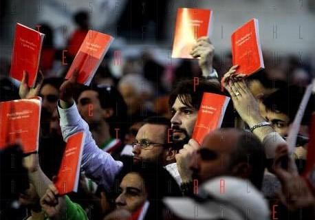 Filmato mostra chi portò via la borsa con <strong>l'agenda rossa di Paolo Borsellino</strong>