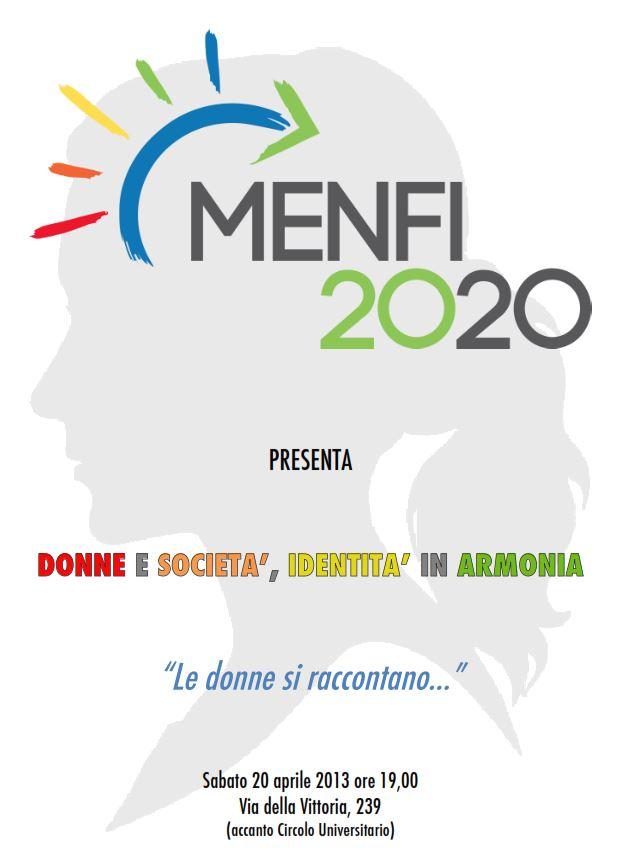 """<strong>""""Le donne si raccontano""""</strong>: Evento del movimento civico Menfi2020"""
