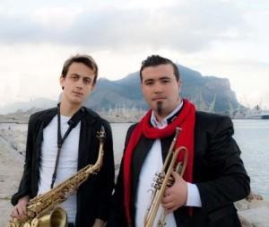 Giacomo Tantillo e Francesco Patti
