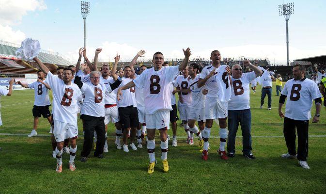 Il <strong>Trapani Calcio</strong> promosso in Serie B