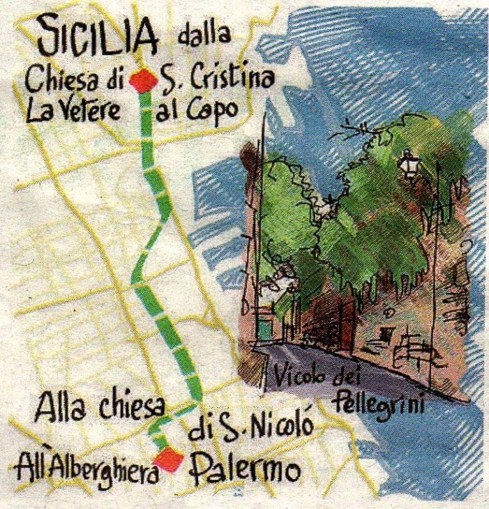 <strong>Palermo</strong>. In cammino: l'Albergheria si racconta