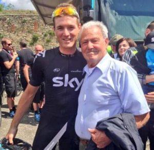 Ciclismo Salvatore Puccio Sky Menfi