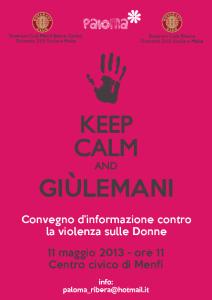 Convegno contro violenza donne