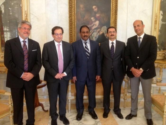 Visita del Ministro delle Risorse ittiche dello <strong>Yemen</strong> al Distretto