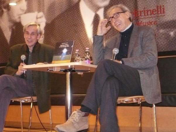 <strong>Battiato e Mantovani</strong> presentano il libro Stellastellina e l'Anemone Blu