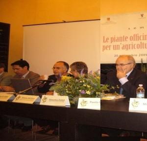 Nino Sutera con Giacomo Dugo