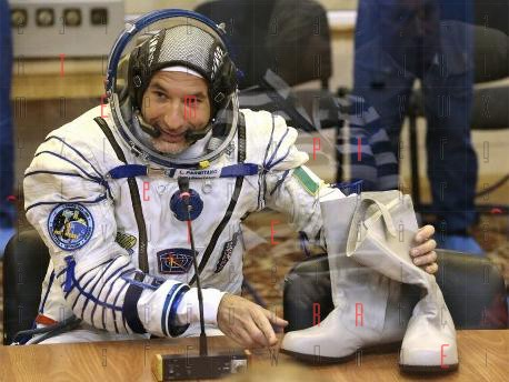 <strong>Luca Parmitano</strong>, un siciliano nello spazio