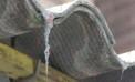 <strong>L&#8217;amianto</strong> sarà bruciato e trasformato in materiale edile