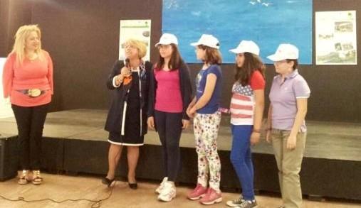 """<strong>""""Giornata Europea dei Parchi""""</strong>, l'assessore Lo Bello festeggia con gli studenti ad Agrigento"""