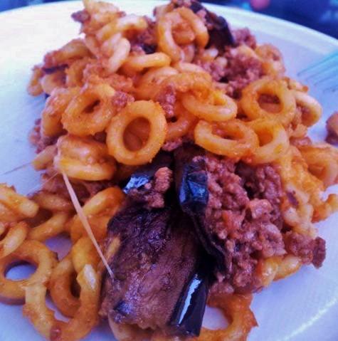 """<strong>Pasta a 'u furnu</strong> (Pasta al forno o, come si dice a Palermo, Pasta """"col forno"""")"""