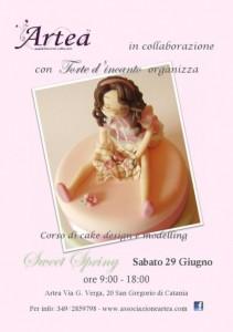 Corso di Cake Design e Modelling Artea