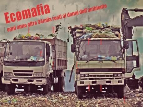 <strong>&#8220;Mafia padrona dei rifiuti&#8221;</strong>. Le istituzioni sapevano tutto