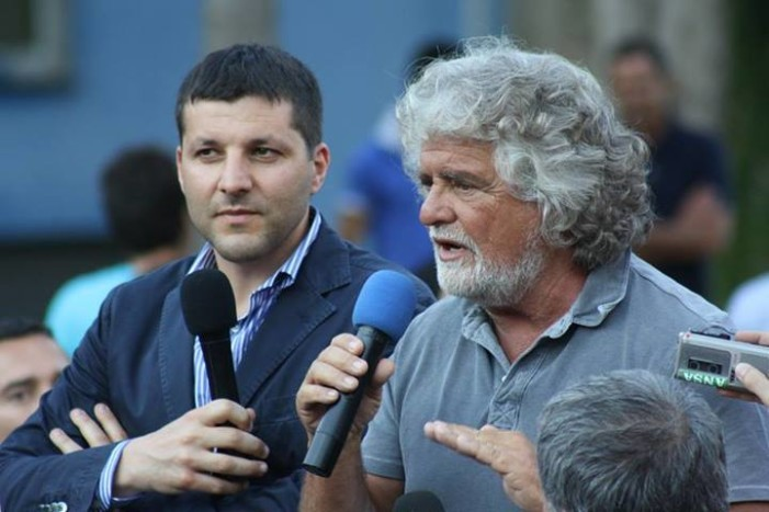 <strong>Federico Piccitto</strong> (M5S) è sindaco di Ragusa