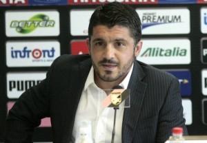 Gennaro Gattuso Palermo Calcio