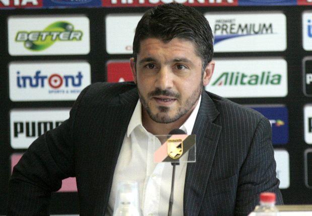 <strong>Ringhio Gattuso</strong> per riportare in A il Palermo