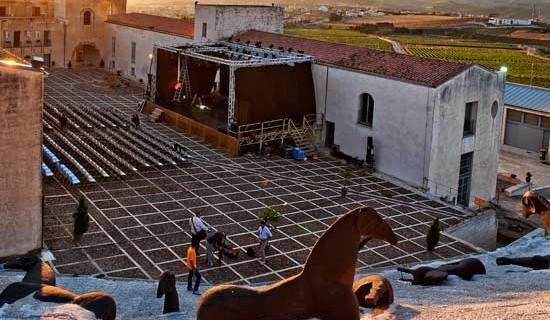 Conferenza stampa per presentare il <strong>Festival Orestiadi 2013</strong>