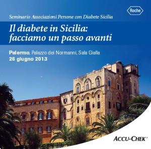 Il diabete in Sicilia facciamo un passo avanti