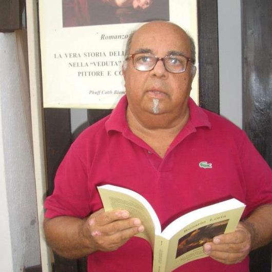 <strong>Rosario Loria</strong> presenta la Divina Commedia tradotta in siciliano