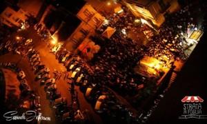 Caltanissetta Strata 'a foglia in Fest
