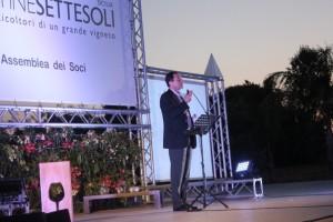 Vito Varvaro - Presidente Cantine Settesoli