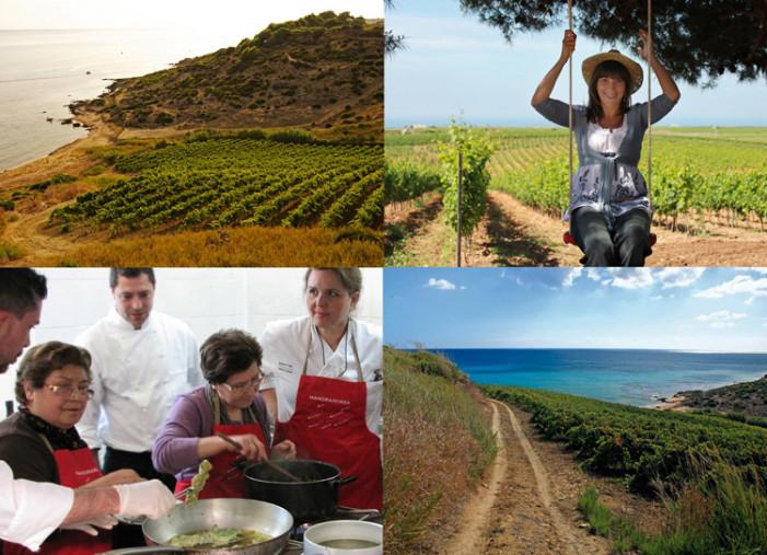 <strong>Mandrarossa Vineyard Tour 2013</strong>: Vino, piacere e… fantasia