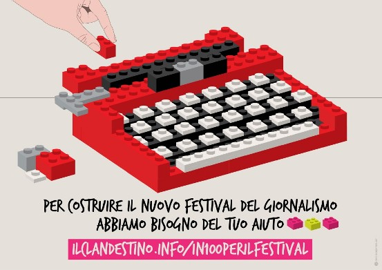 A Modica, il 30 e 31 Agosto, la quinta edizione del <strong>Festival del Giornalismo</strong>