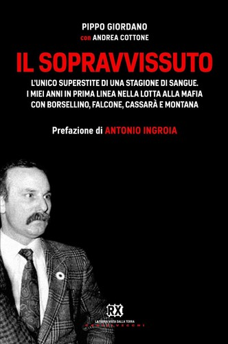 <strong>'Il Sopravvissuto'</strong> Pippo Giordano si racconta