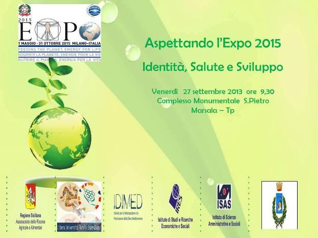 <strong>Expo 2015</strong> fa tappa a Marsala