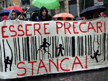 Lo psicodramma del <strong>precariato made in Sicily</strong>