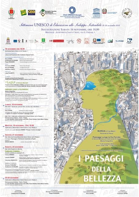 <strong>Aspettando l'Expo 2015</strong> le tappe siciliane della settimana DESS UNESCO