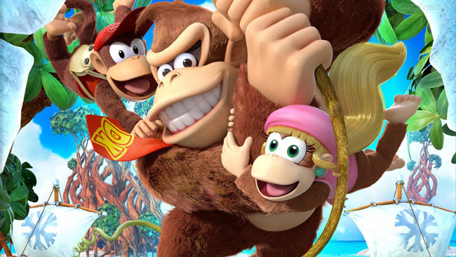<strong>Anteprima</strong>: Donkey Kong Tropical Freeze – Kong is Back!