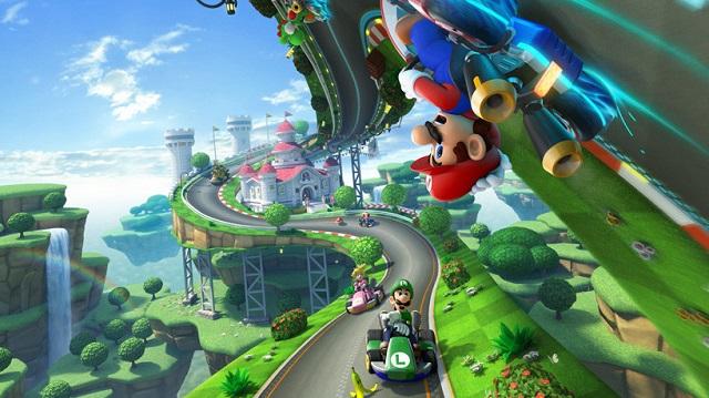 "News: Mario Kart 8 ""Re"" dei Pre-Order in Giappone"