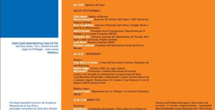 <strong>Marsala</strong>. Seminario su portali internet e social media