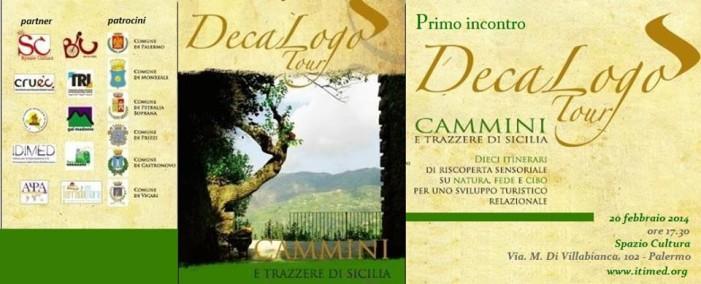 Cammini e trazzere di Sicilia: dieci itinerari esperienziali su natura fede e cibo
