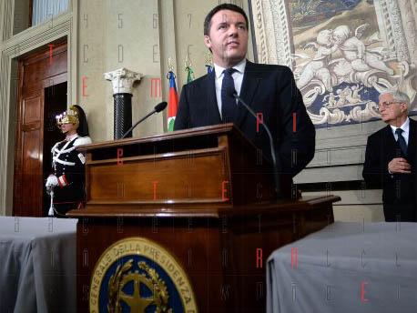 Renzi: governo in settimana. Al via le consultazioni