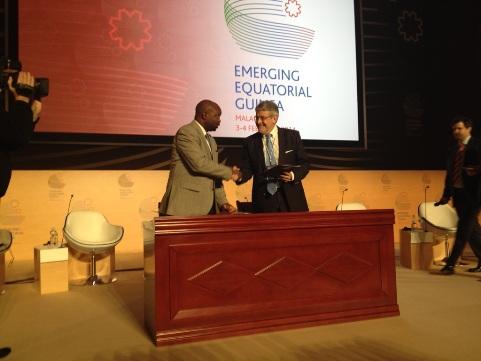 Guinea Equatoriale: il Distretto della Pesca firma un accordo di cooperazione